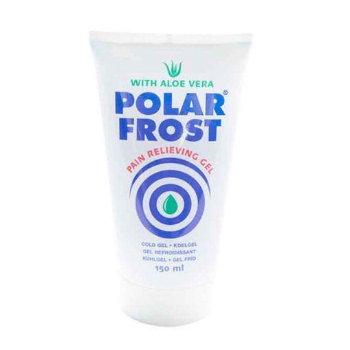 polar frost pain relief gel